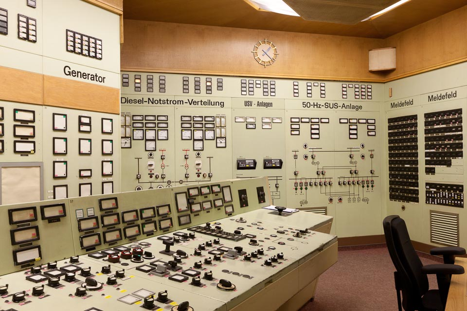 Kernkraftwerk Rheinsberg, Zentrale, 2014